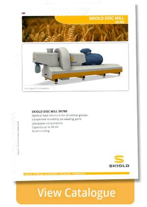 disc mill skiold sk780 infosheet