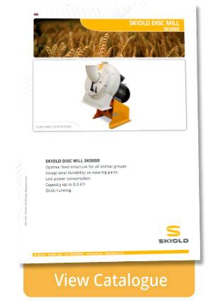 disc mill skiold sk5000 infosheet