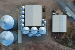 Skiold & VMS pig feed mill australia