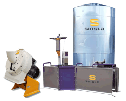 Skiold & VMS equipment