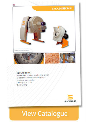 disc mill skiold information brochure